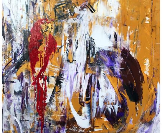 <span class=&#34;artist&#34;><strong>Daniel Hooper</strong></span>, <span class=&#34;title&#34;><em>Picasso's Parrot</em>, 2017</span>