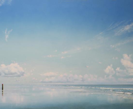 Janhendrik Dolsma, Ondergelopen strand
