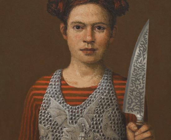 <span class=&#34;artist&#34;><strong>Katherine Ace</strong></span>, <span class=&#34;title&#34;><em>Jabberwocky</em>, 2017</span>