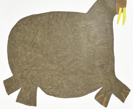 <span class=&#34;artist&#34;><strong>Saimaiyu Akesuk</strong></span>, <span class=&#34;title&#34;><em>Untitled (Walrus)</em>, 2013</span>