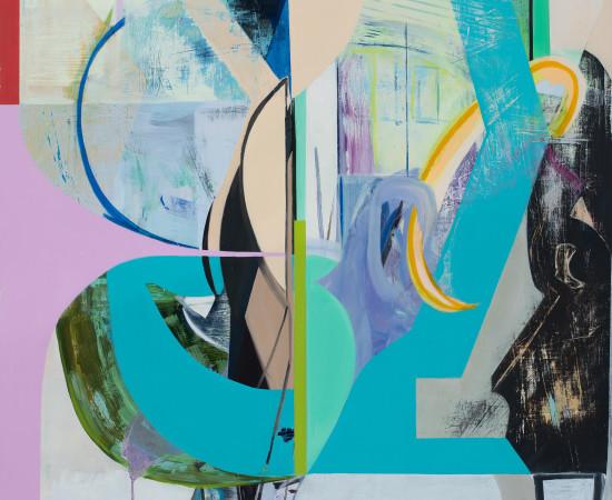 <span class=&#34;artist&#34;><strong>Laurie Danial</strong></span>, <span class=&#34;title&#34;><em>Yakking</em>, 2018</span>