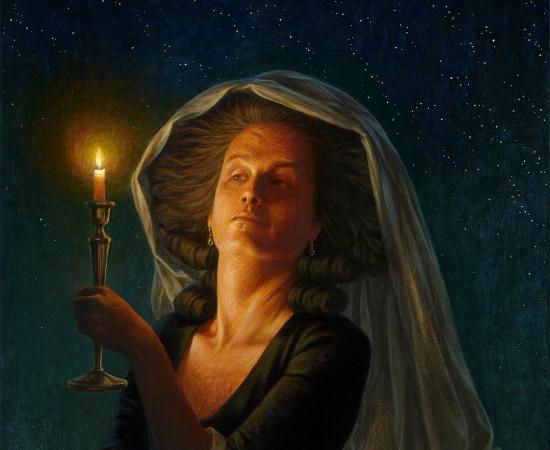 Stephen O'Donnell, La Lumière montante (The Rising Light), 2018