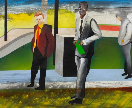 <span class=&#34;artist&#34;><strong>Matthew Dennison</strong></span>, <span class=&#34;title&#34;><em>Prosopography</em>, 2018</span>