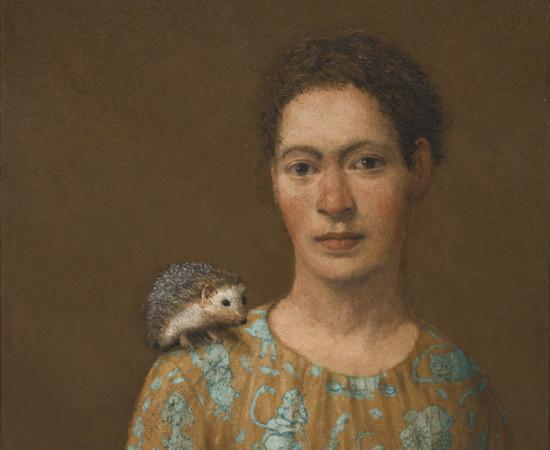 <span class=&#34;artist&#34;><strong>Katherine Ace</strong></span>, <span class=&#34;title&#34;><em>My Little Hedgehog</em>, 2017</span>