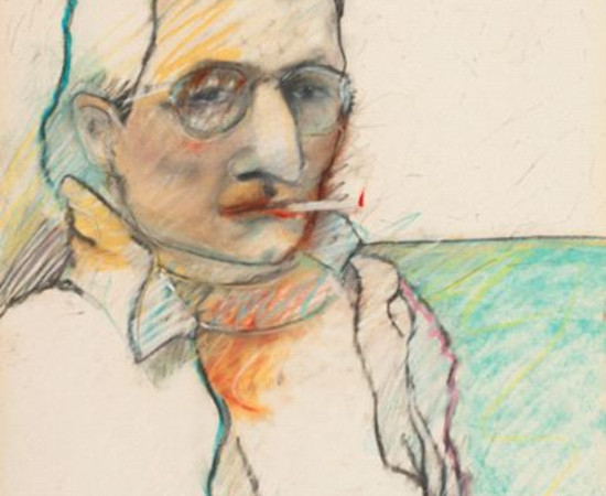 <span class=&#34;artist&#34;><strong>Rick Bartow</strong></span>, <span class=&#34;title&#34;><em>Self</em>, 1984</span>