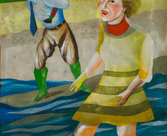 <span class=&#34;artist&#34;><strong>Matthew Dennison</strong></span>, <span class=&#34;title&#34;><em>Posteriori Seam</em>, 2018</span>