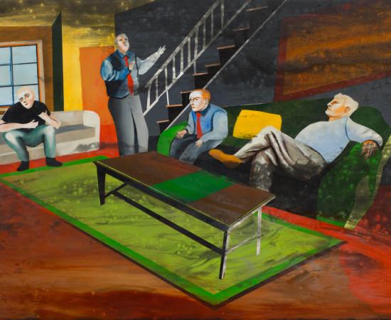 <span class=&#34;artist&#34;><strong>Matthew Dennison</strong></span>, <span class=&#34;title&#34;><em>Aneccdoche</em>, 2018</span>