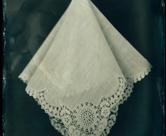 Susan Seubert, Handkerchief 11, 2019