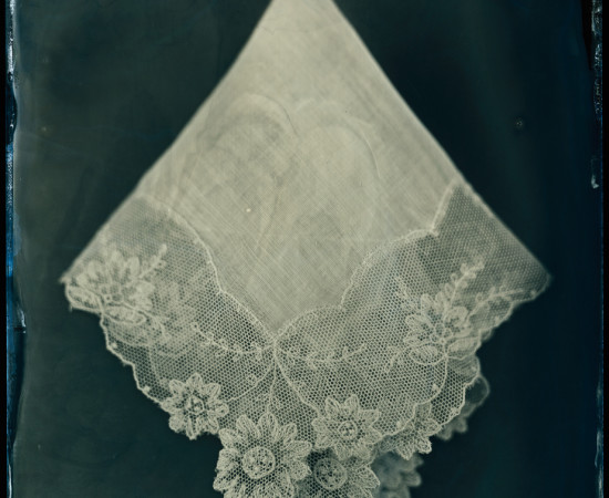 Susan Seubert, Handkerchief 10, 2019