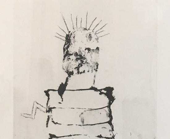 <span class=&#34;artist&#34;><strong>Tom Prochaska</strong></span>, <span class=&#34;title&#34;><em>Trump in a Box</em>, 2018</span>