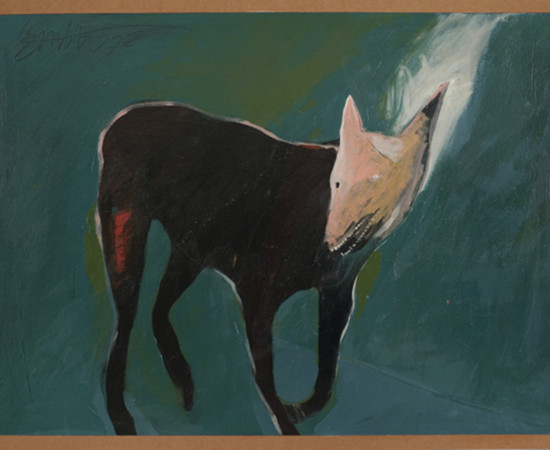 Rick Bartow, Chish Yah I, 1992