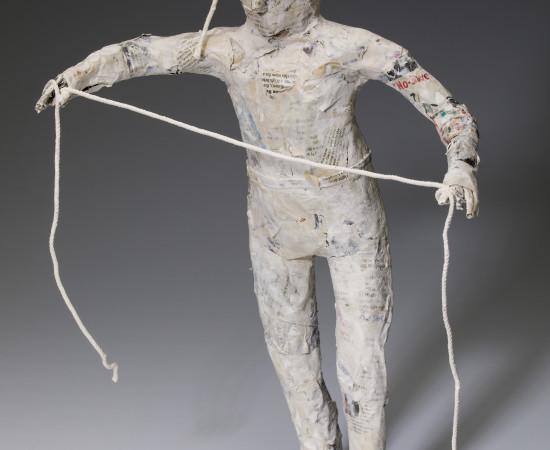Tom Prochaska, String Magician, 2017