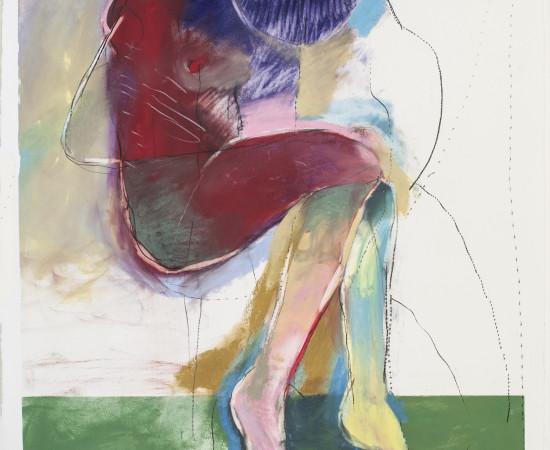 <span class=&#34;artist&#34;><strong>Rick Bartow</strong></span>, <span class=&#34;title&#34;><em>1 Horn</em>, 2013</span>