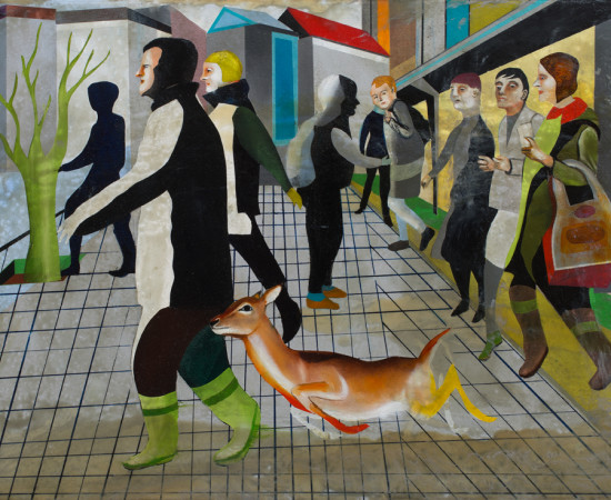 <span class=&#34;artist&#34;><strong>Matthew Dennison</strong></span>, <span class=&#34;title&#34;><em>Zoanthropy</em>, 2018</span>