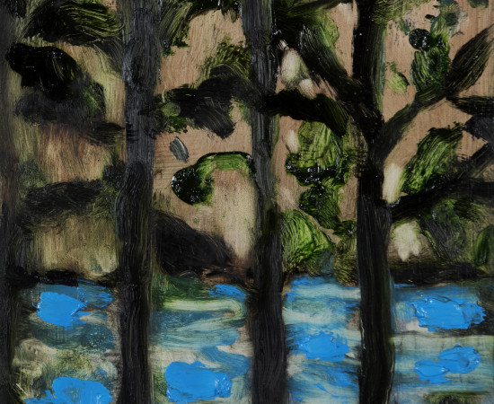 <span class=&#34;artist&#34;><strong>Suzy Murphy</strong></span>, <span class=&#34;title&#34;><em>Through the Trees and Into the Lake</em>, 2017</span>