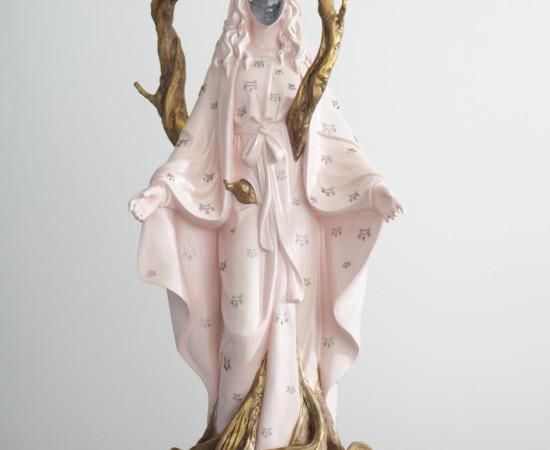 <span class=&#34;artist&#34;><strong>Tina Tsang</strong></span>, <span class=&#34;title&#34;><em>Lady Psychopomp: Blessing</em>, 2012</span>