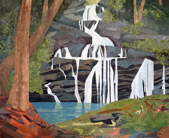 Mariella Bisson, Setting Shapes, Setrock Falls