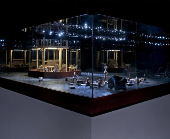 <span class=&#34;artist&#34;><strong>Sebastian Gordin</strong></span>, <span class=&#34;title&#34;><em>The magic triangle</em>, 2013</span>