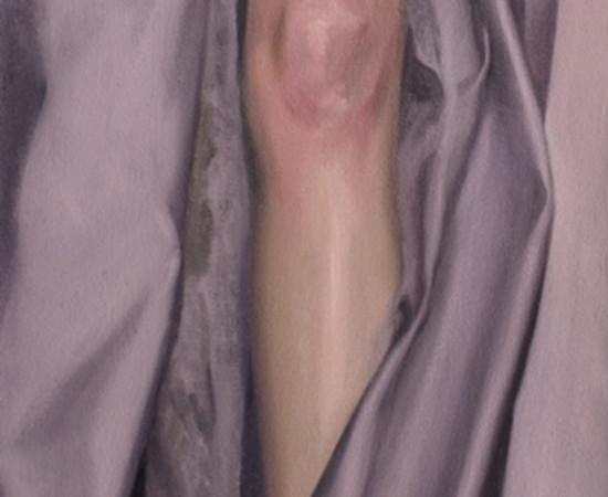 <span class=&#34;artist&#34;><strong>Ruozhe Xue</strong></span>, <span class=&#34;title&#34;><em>Leg approaching</em>, 2015</span>