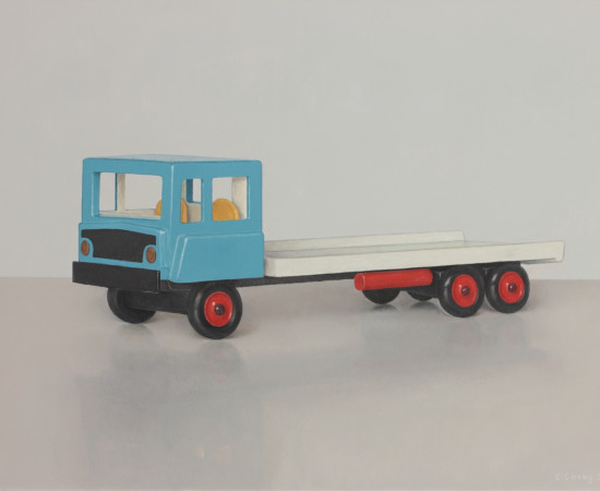 Comhghall Casey, Wooden Truck