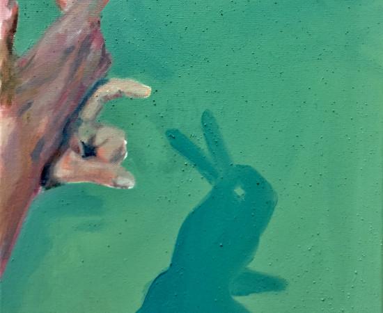 <span class=&#34;artist&#34;><strong>Trina Hobson</strong></span>, <span class=&#34;title&#34;><em>Rabbit </em></span>