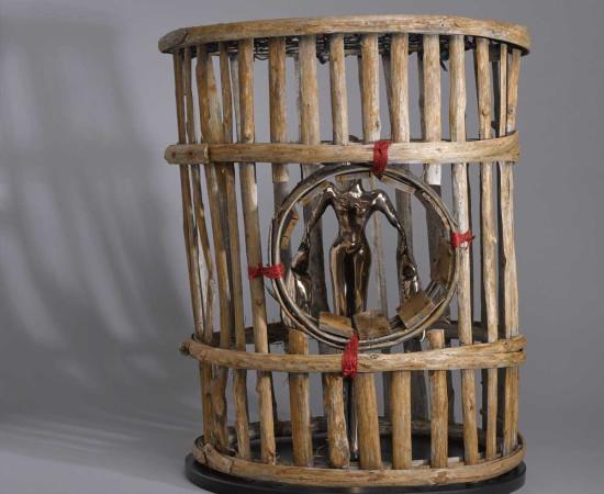 Orla de Brí, Captive