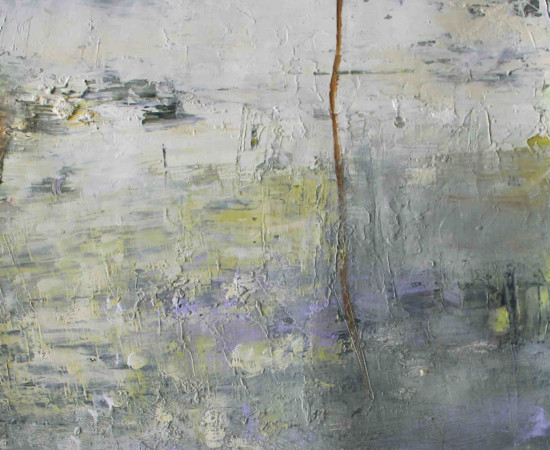 Carol Hodder, Anni's Pond iv