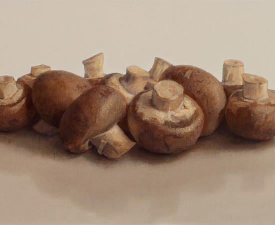 <span class=&#34;artist&#34;><strong>Comhghall Casey</strong></span>, <span class=&#34;title&#34;><em>Chestnut Mushrooms</em></span>