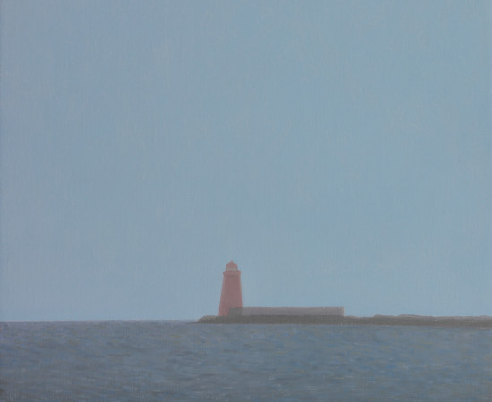 Comhghall Casey, Poolbeg Lighthouse