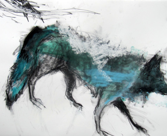 Margo Banks, Wolf from Mayo I
