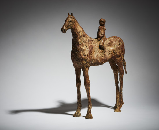 <span class=&#34;artist&#34;><strong>Cheryl Brown</strong></span>, <span class=&#34;title&#34;><em>Brown Horse and Rider</em></span>
