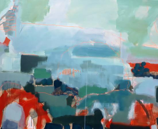 Julie Cusack, Dancing with Orange