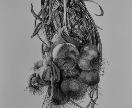 Samah Shihadi, Hanging Series , 2018