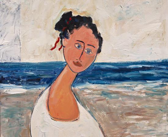 Simeon Stafford, Young Fisherwoman