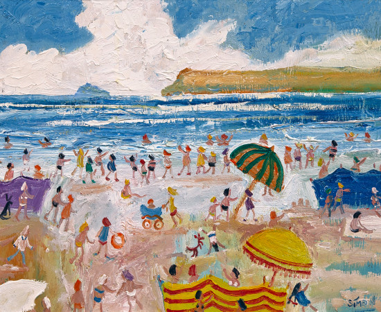 Simeon Stafford, On The Beach