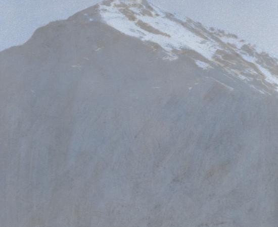 Farhad Ostovani, Montagne iranienne (#1), 2019