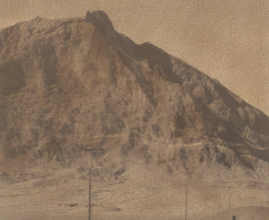 Farhad Ostovani, Montagne iranienne (#7), 2019