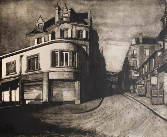 Jean-Baptiste Sécheret, Trouville. Contre Jim Dine, 2004