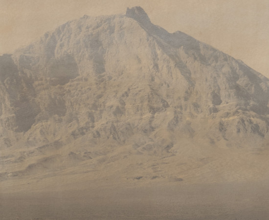Farhad Ostovani, Montagne iranienne (#8), 2019