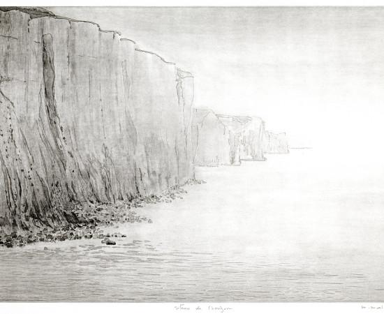 Maurice Maillard, Silence de l'horizon, 2017