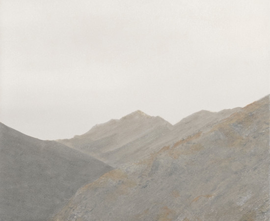 Farhad Ostovani, Montagne iranienne (#4), 2019