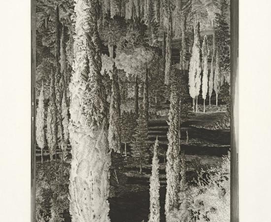 Joerg Ortner, Tholos I, Ni vie, ni mort : vie-mort à jamais, 1984