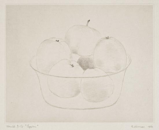 Gunnar Norrman, Applen, 1984