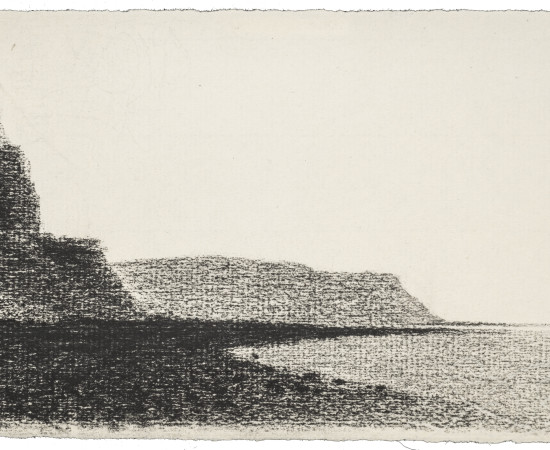 Gunnar Norrman, Fort vid havet, 1969