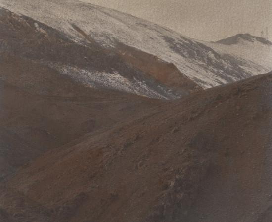 Farhad Ostovani, Montagne iranienne (#13), 2019