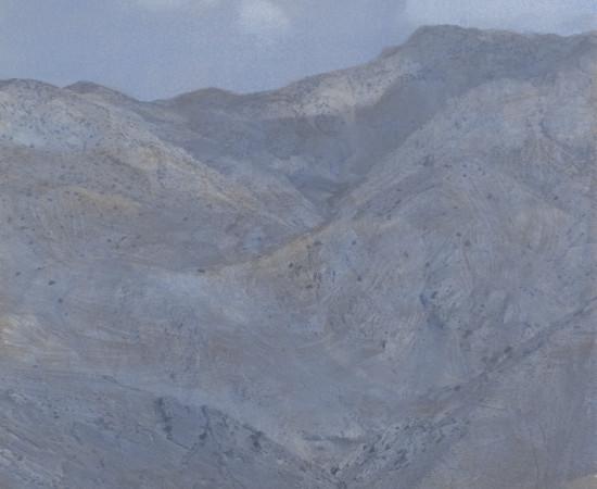 Farhad Ostovani, Montagne iranienne (#5), 2019
