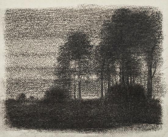 Gunnar Norrman, Natt i bergen, 1974
