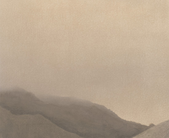 Farhad Ostovani, Montagne iranienne (#10), 2019