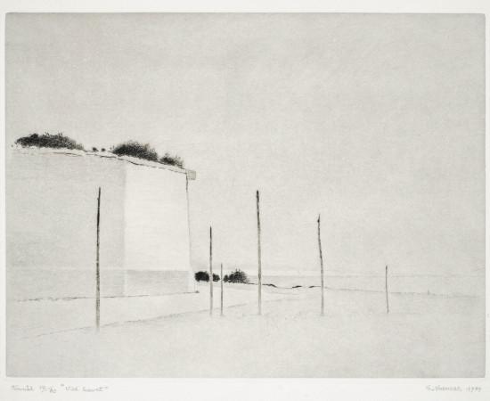 Gunnar Norrman, Vid havet, 1979