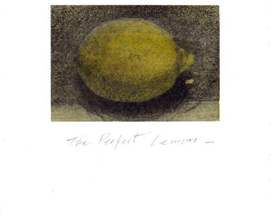 Farhad Ostovani, The Perfect lemon, 2020